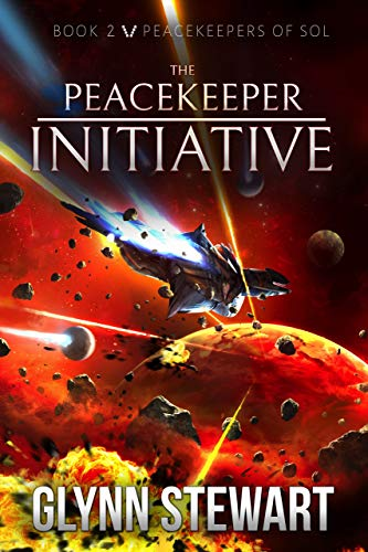 The Peacekeeper Initiative (Peacekeepers of Sol Book 2) (English Edition)