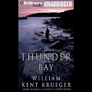 Thunder Bay audiobook cover art