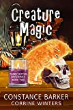 Creature Magic (Tabby Kitten Mystery Book 2) (Kindle Edition)