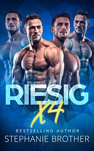RIESIG X4: EINE MANNERHAREM-LIEBESGESCHICHTE (RIESIG SERIES 3)