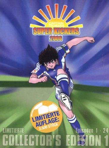 Super Kickers 2006 - Captain Tsubasa - Box 1 (6 DVDs)