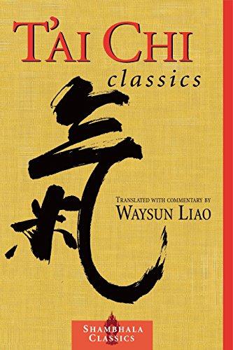 Tai Chi Classics by Waysun Liao