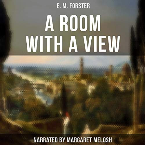 A Room with a View audiobook cover art