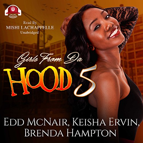Girls from da Hood 5 audiobook cover art