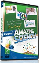 Amazing Science Experiments! - Learn Physics, Chemistry, Electricity, Magnetism, Physical Science, and More!
