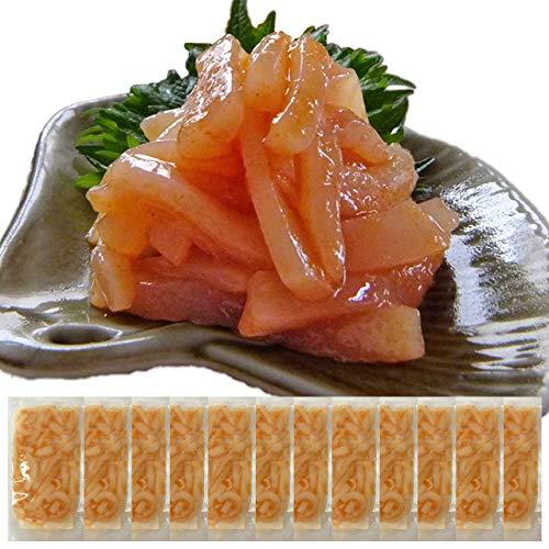 お中元 ギフト イカの明太和え60g×12袋 *14時までのご注文 ヤマキ食品 イカ屋荘三郎