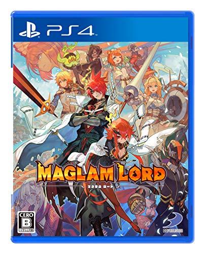 【PS4】MAGLAM LORD / マグラムロード【早期購入特典】デコアイテム「刃の魔王の剣」がもらえるプロダクトコードチラシ(封入)【Amazon.co.jp特典】ポストカード(付)
