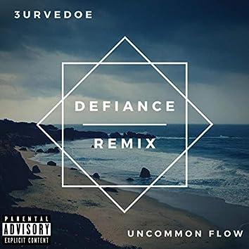 Defiance (feat. 3urvedoe)