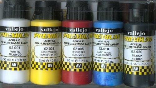 VALLEJO-3062101 62101 VALLEJO PREMIUM COLOR SET surtido (3062101)