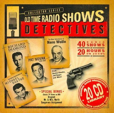 Price comparison product image Old Time Radio: Detectives