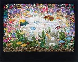 Whims Aquarium Watercolor Quilt Kit - Quilt Supplies