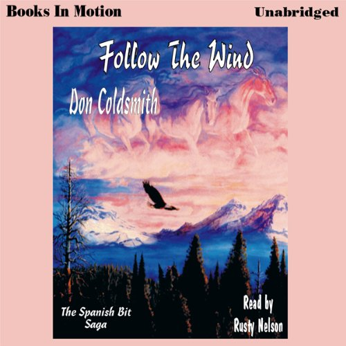 Follow the Wind audiobook cover art