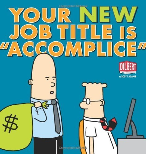 Your New Job Title Is \