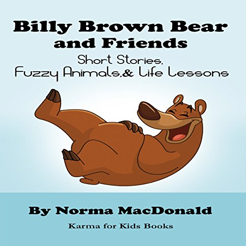 Billy Brown Bear and Friends audiobook cover art