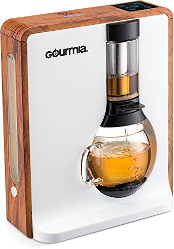 Gourmia GTC8000W Electric Coffee & Tea Brewing System -...