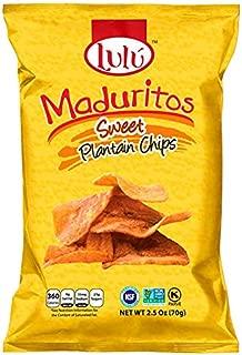 Best plantain chips wholesale Reviews