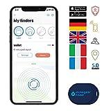 musegear app Key Finder Mini - Couleur Bleu - localisateur et traqueur sonore pour...