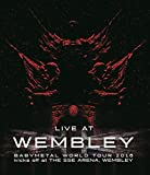 LIVE Blu-ray 「LIVE AT WEMBLEY」 BABYMETAL WORLD TOUR 2016 kicks off at THE SSE ARENA, WEMBLEY - BABYMETAL