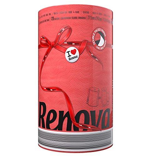 Renova Rollos De Cocina Red Label Amarillo 2 unidades 346 g - Lot de 2