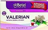 Valerian/Valeriana Tea - Amazing Healthy Support for Relaxation and Sleep - 24 Tea Bags