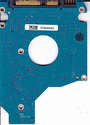 MK1059GSM, HDD2K11 Z ZK01 T, G002641A, Toshiba SATA 2.5 Leiterplatte (PCB)