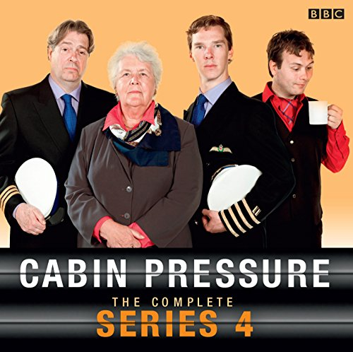 Cabin Pressure: The Complete Series 4 audiobook cover art