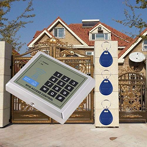 Find Bargain Islandgizmo 1set Security Electronic RFID Proximity Entry Door Lock Access Control Syst...