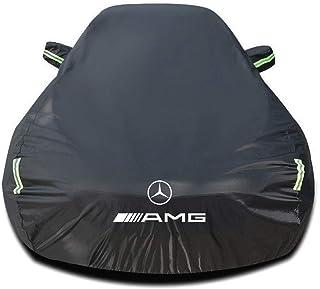 modelos personaliz protecci/ón contra la lluvia a prueba de aislamiento t/érmico a prueba de viento contra el coche sucio Fundas para coche Compatible con la cubierta del coche de Mercedes-AMG AMG SLK