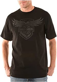 HARLEY-DAVIDSON Men's 115th Anniversary Touch by Affliction Short Sleeve T-Shirt