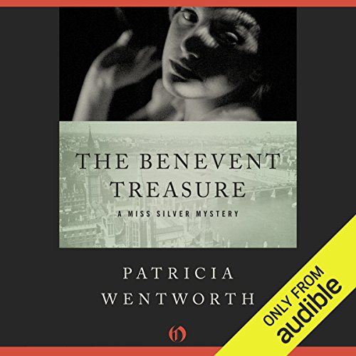 The Benevent Treasure audiobook cover art