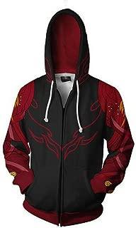 New Iron fist 3D Printed Sweater Cardigan Hoodie Cosplay Anime Around