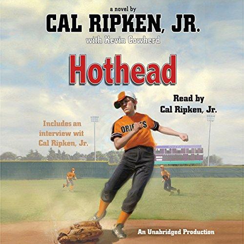 Hothead audiobook cover art