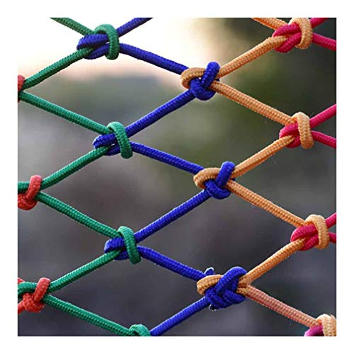 Review Of Children Protective Netting Stairs Protection Net Balcony Anti-Fall Netting Retro Bar Part...