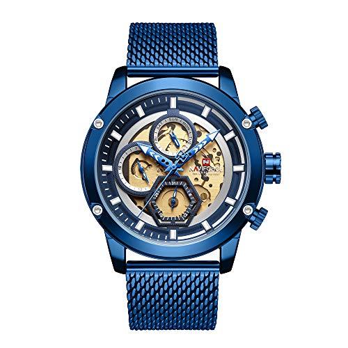 Reloj - NAVIFORCE - Para Hombre. - 9167