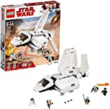 LEGO Star Wars Imperial Landing Craft 75221 Building Kit, OBI-Wan Kenobi, Imperial Shuttle Pilot, Sandtrooper (636 Pieces) (Discontinued by Manufacturer)