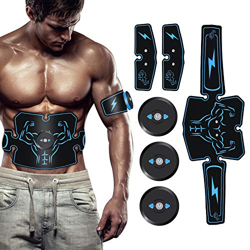 Professional Bauch Muskel salefun EMS Trainingsgerät EMS Muskelstimulator