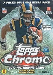 cheap NFL 2013 Chrome Blasters Trading Card