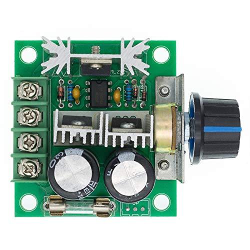 BENINGNT Módulo de Control de Velocidad, Modulación de Ancho de 1 UNIDS 12V-40V 10A Pulso PWM DC Control de Control de Velocidad