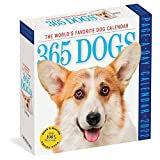 365 Dogs Page-A-Day Calendar 2022: The World s Favorite Dog Calendar