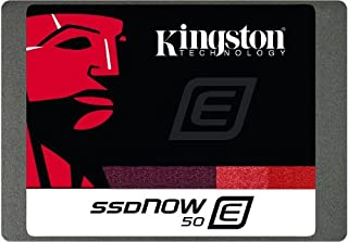 Kingston Digital, Inc. SSDNow E50 240GB 2.5-Inch Solid State Drive SATA SE50S37/240G