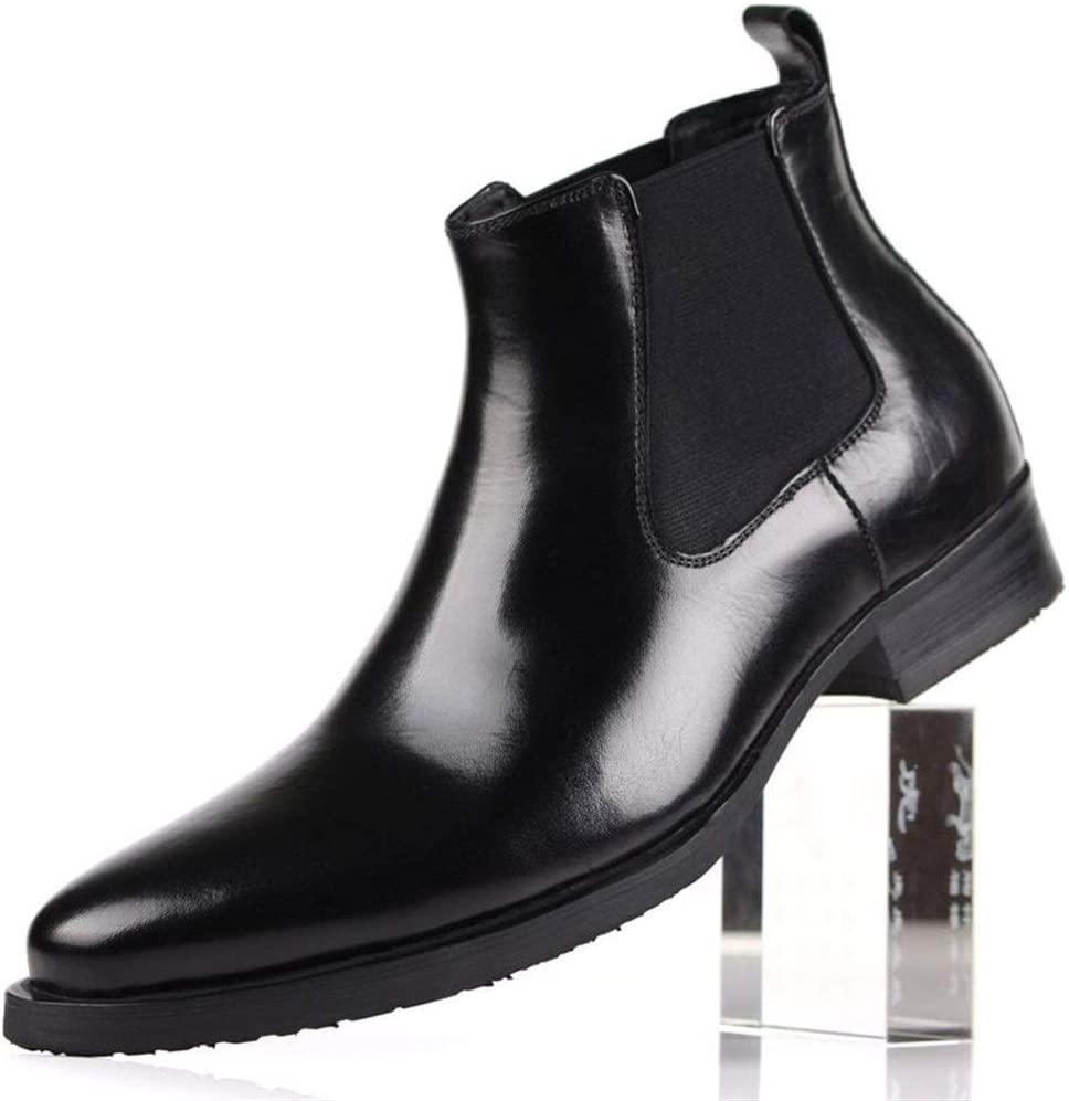 Rui Landed Casual Business OFFicial Chelsea Boot Men Work Ranking TOP10 for Pull O