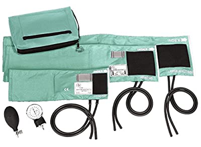 Prestige Medical 3-in-1 Aneroid Sphygmomanometer Set with Carry Case