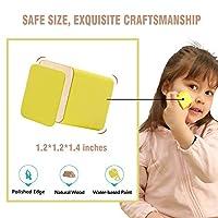 Top Bright - Cubo giocattolo multi-attività per bambini di 1 anno di età, giocattoli in legno per bambini di 12 mesi, regalo di compleanno #4