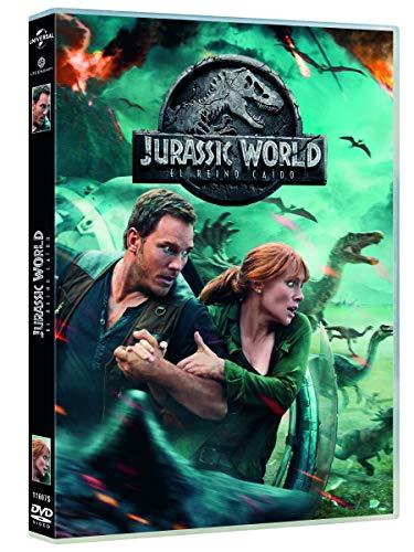 Jurassic World 2 El Reino Caido [DVD]