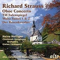 Oboe Concerti Til Eulenspie