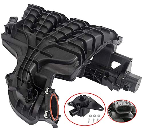 KARPAL Intake Manifold with Flow Control Valve 4884495AK Compatible With Jeep Compass Patriot Dodge Caliber