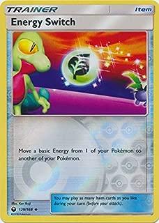 Energy Switch - 129/168 - Uncommon - Reverse Holo - Celestial Storm