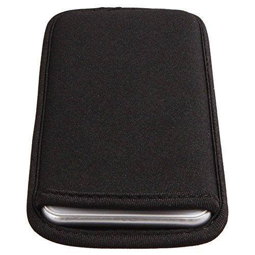 Jlyifan Neopren Handy Hülle Stoßfest Tasche Hülle für iPhone 12 Pro Max/Samsung Galaxy Note 20 Ultra/S21+/S20 Ultra/S20+/A71/A21s/A12/M31/A51/Moto G8/OnePlus 8 Pro