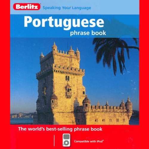 Portuguese audiobook cover art