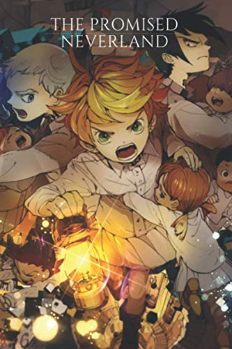 The Promised Neverland 5: Vol. 5 The Promised Neverland volume 5 Notebook volume 5 manga the promised neverland 5 light novel The Promised Neverland 5 lined paper